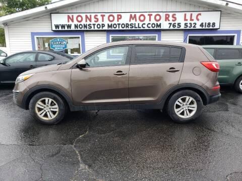 2011 Kia Sportage for sale at Nonstop Motors in Indianapolis IN