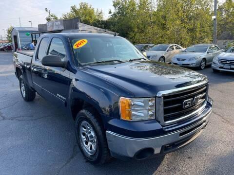 2011 GMC Sierra 1500 for sale at LexTown Motors in Lexington KY