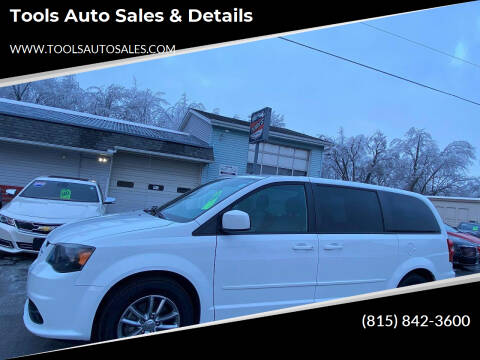 2014 Dodge Grand Caravan for sale at Tools Auto Sales & Details in Pontiac IL