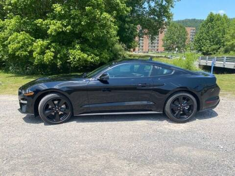 2021 Ford Mustang for sale at WESTON FORD  INC in Weston WV