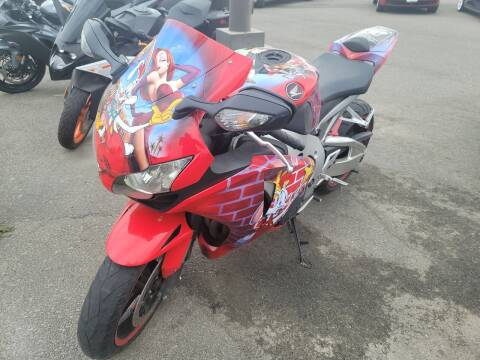 2011 Honda CBR 1000 for sale at Artistic Auto Group, LLC in Kennewick WA