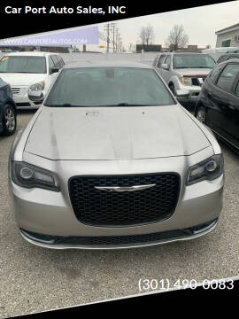 2016 Chrysler 300 for sale at Car Port Auto Sales, INC in Laurel MD