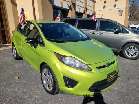 2013 Ford Fiesta for sale at ACS Preowned Auto in Lansdowne PA