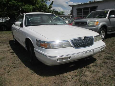 1995 Mercury Grand Marquis for sale at New Gen Motors in Bartow FL