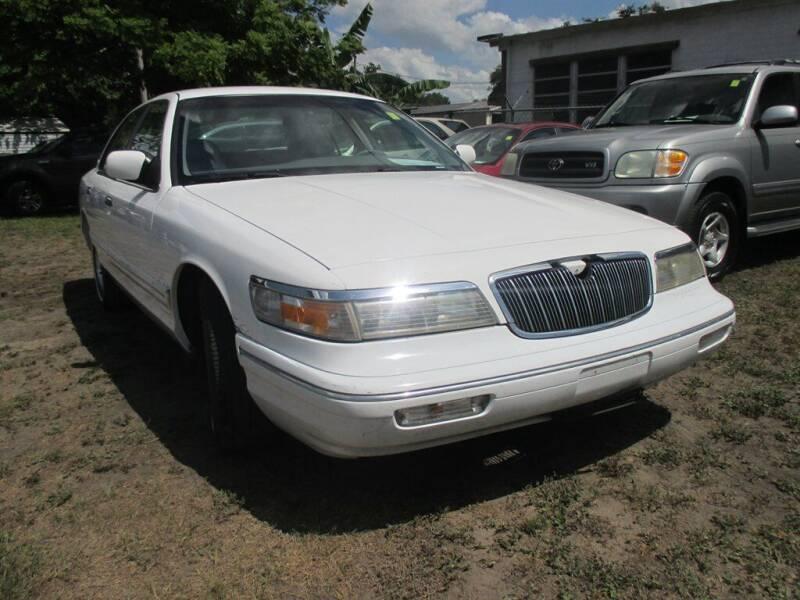 1995 Mercury Grand Marquis for sale at New Gen Motors in Lakeland FL