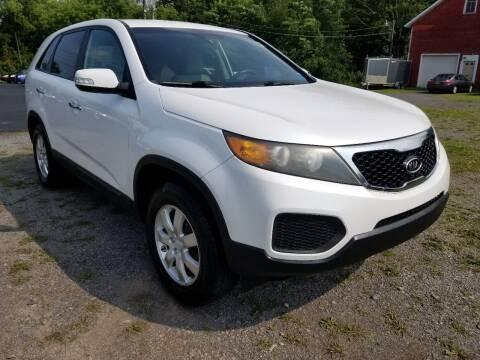 2011 Kia Sorento for sale at Arcia Services LLC in Chittenango NY