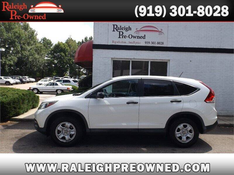 2013 Honda CR-V for sale at Raleigh Pre-Owned in Raleigh NC