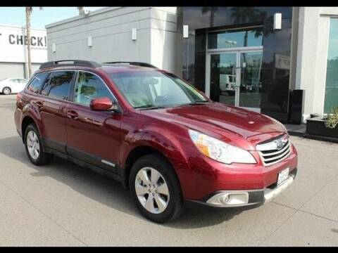 2011 Subaru Outback for sale at Best Wheels Imports in Johnston RI