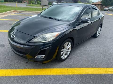 2010 Mazda MAZDA3 for sale at PREMIER AUTO SALES in Martinsburg WV