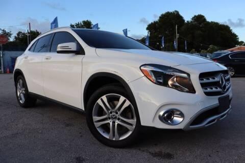 2018 Mercedes-Benz GLA for sale at OCEAN AUTO SALES in Miami FL