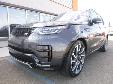 2017 Land Rover Discovery for sale at Torgerson Auto Center in Bismarck ND