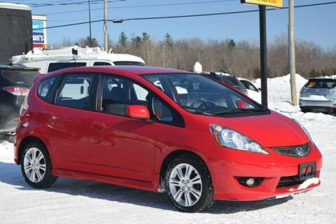 2009 Honda Fit for sale at GREENPORT AUTO in Hudson NY