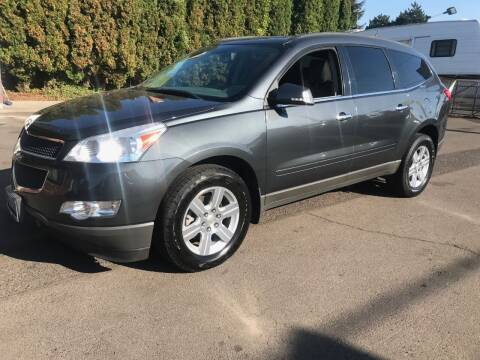 2010 Chevrolet Traverse for sale at Chuck Wise Motors in Portland OR