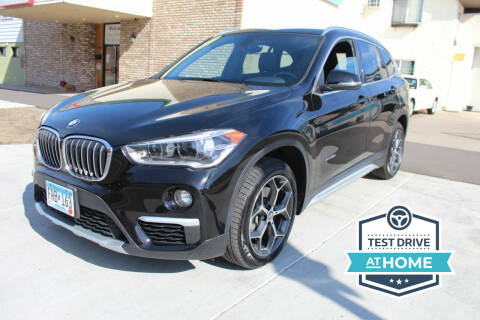 2017 BMW X1 for sale at K & L Auto Sales in Saint Paul MN