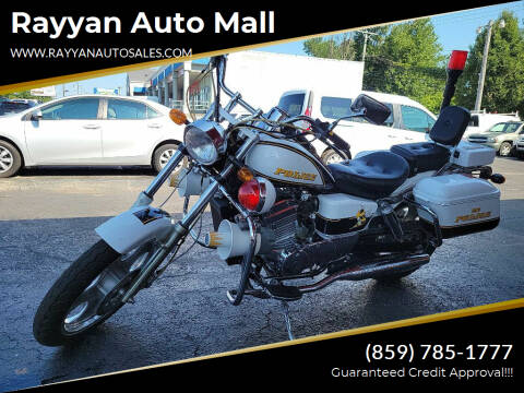 2007 JOHNNY PAG POLICE ESCORT for sale at Rayyan Auto Mall in Lexington KY