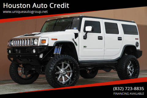 2004 HUMMER H2 for sale at Houston Auto Credit in Houston TX