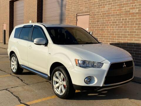 2012 Mitsubishi Outlander for sale at Effect Auto Center in Omaha NE