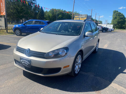 2013 Volkswagen Jetta for sale at Affordable Auto Sales in Webster WI