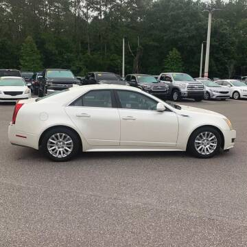 2010 Cadillac CTS for sale at GLOBAL MOTOR GROUP in Newark NJ