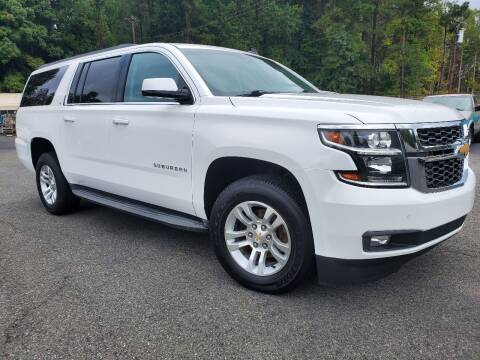 2015 Chevrolet Suburban for sale at Brown's Used Auto in Belmont NC