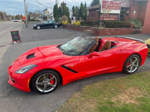 2014 Chevrolet Corvette for sale at R & R Motors in Queensbury NY
