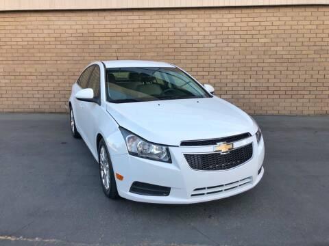 2012 Chevrolet Cruze for sale at MK Motors in Sacramento CA
