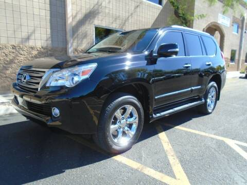 2011 Lexus GX 460 for sale at COPPER STATE MOTORSPORTS in Phoenix AZ