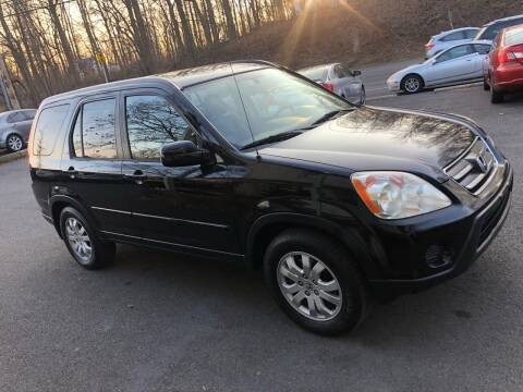 2006 Honda CR-V for sale at 22nd ST Motors in Quakertown PA