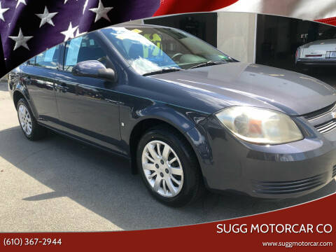 2009 Chevrolet Cobalt for sale at Sugg Motorcar Co in Boyertown PA