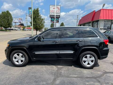 2012 Jeep Grand Cherokee for sale at Select Auto Group in Wyoming MI