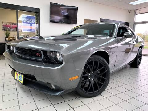 2010 Dodge Challenger for sale at SAINT CHARLES MOTORCARS in Saint Charles IL