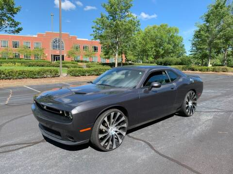2018 Dodge Challenger for sale at SMZ Auto Import in Roswell GA