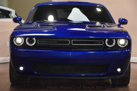 2018 Dodge Challenger for sale at Tampa Bay AutoNetwork in Tampa FL
