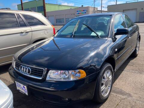 1999 Audi A4 for sale at Aberdeen Auto Sales in Aberdeen WA