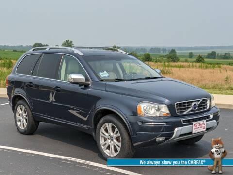 2013 Volvo XC90 for sale at Bob Walters Linton Motors in Linton IN