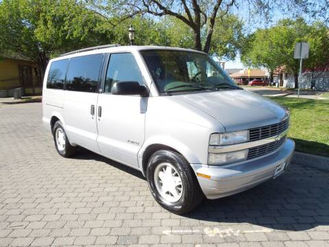 1998 Chevrolet Astro for sale at Family Truck and Auto.com in Oakdale CA