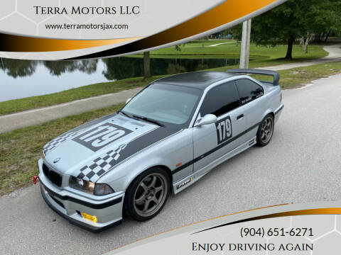 1999 BMW M3 for sale at Terra Motors LLC in Jacksonville FL