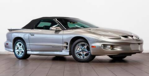 2000 Pontiac Firebird for sale at Texas Prime Motors in Houston TX