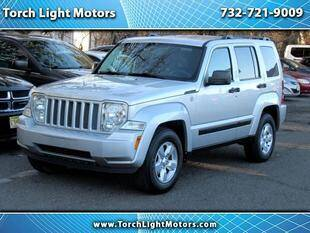 2012 Jeep Liberty for sale at Torch Light Motors in Parlin NJ