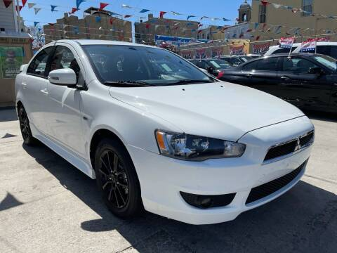 2015 Mitsubishi Lancer for sale at Elite Automall Inc in Ridgewood NY