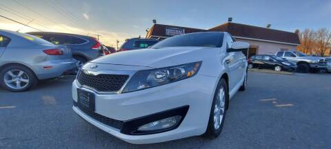 2013 Kia Optima for sale at Central 1 Auto Brokers in Virginia Beach VA