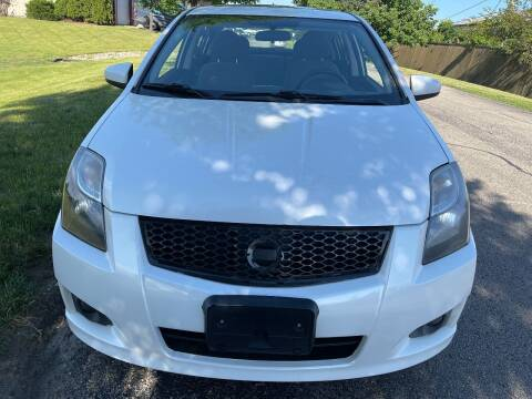 2012 Nissan Sentra for sale at Luxury Cars Xchange in Lockport IL