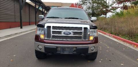 2010 Ford F-150 for sale at VIking Auto Sales LLC in Salem OR
