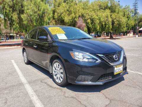 2016 Nissan Altima for sale at ALL CREDIT AUTO SALES in San Jose CA