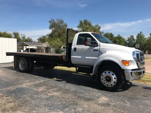 2011 Ford F-750 Super Duty for sale at United Auto Sales in Oklahoma City OK