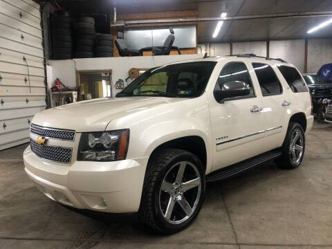 2014 Chevrolet Tahoe for sale at T James Motorsports in Gibsonia PA