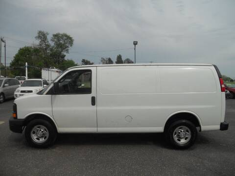 2016 Chevrolet Express Cargo for sale at All Cars and Trucks in Buena NJ