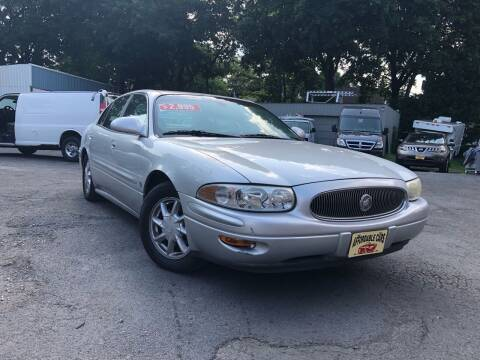 2003 Buick LeSabre for sale at Affordable Cars in Kingston NY