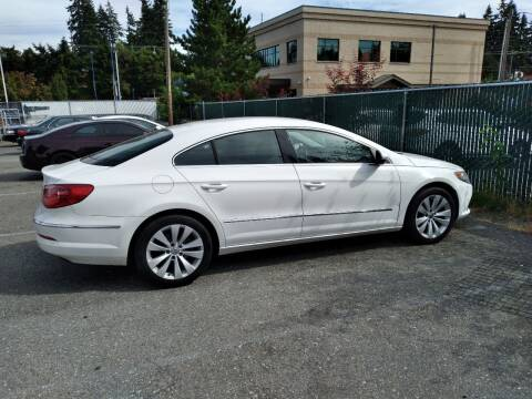 2011 Volkswagen CC for sale at Seattle Motorsports in Shoreline WA
