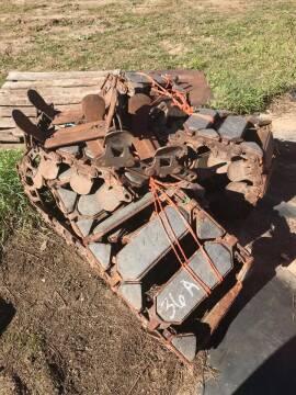 -1 Rubber Pad Skid Steer Tracks